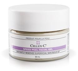 cellex c speed peel facial gel