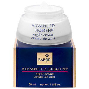 babor advanced night cream