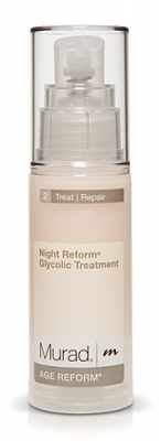 murad night- reform glycolic treatment