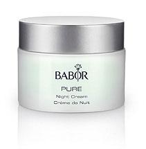 babor pure night cream